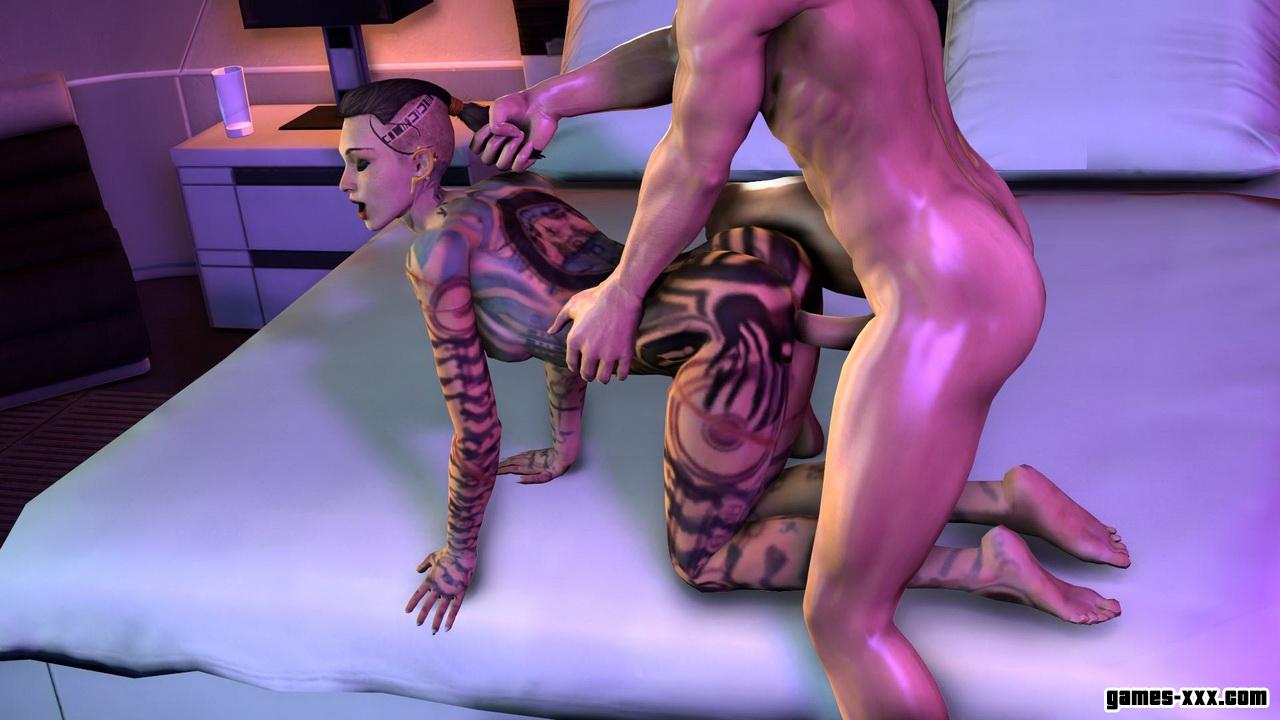 Mass effect porn net sex girlfriend