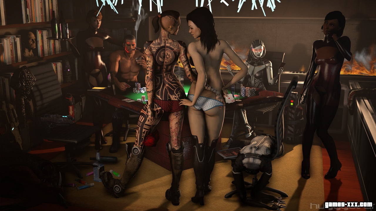 Mass effect porn real porncraft picture