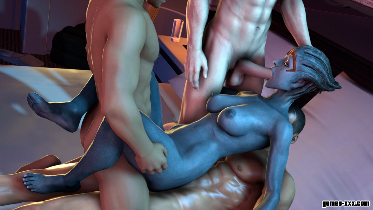 Mass effect sex 3d pics nackt comics