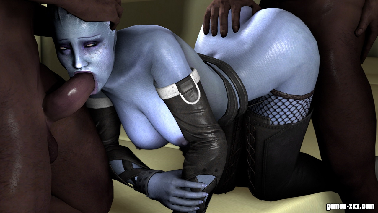 Mass effect XXX sexy galleries