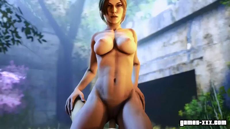 лара крофт фото порна