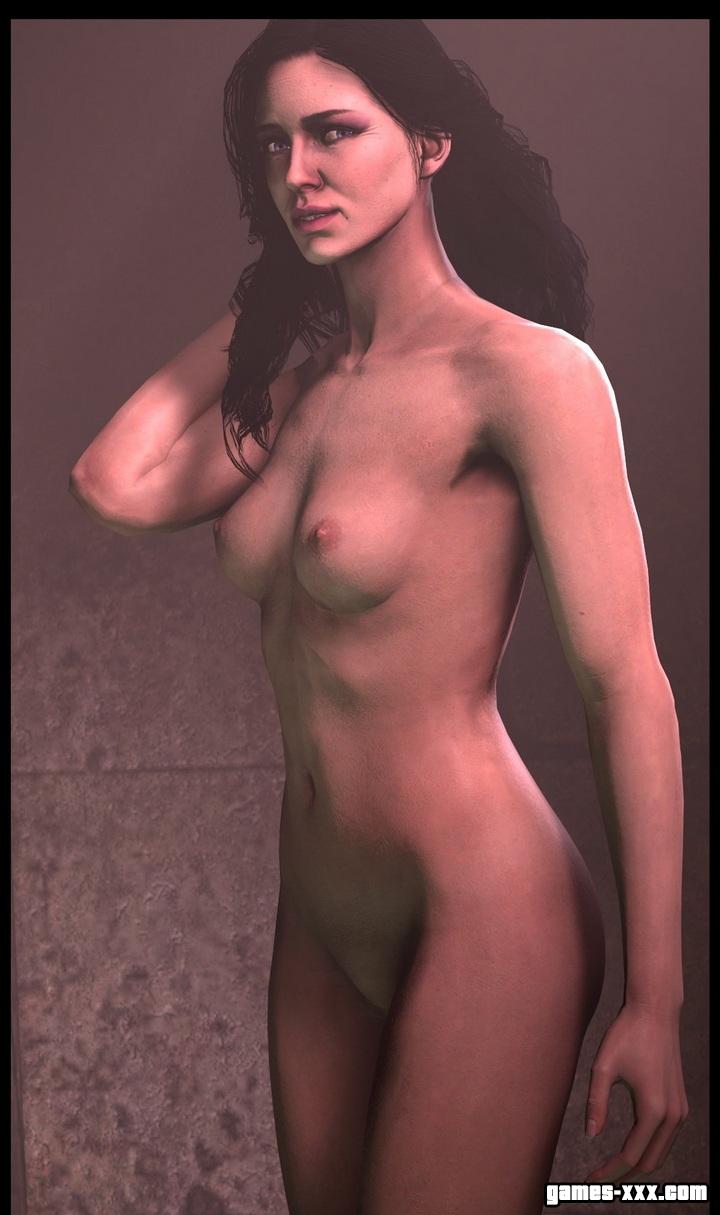 Witcher 2  Секс Бьянка и Геральд  Видео 18