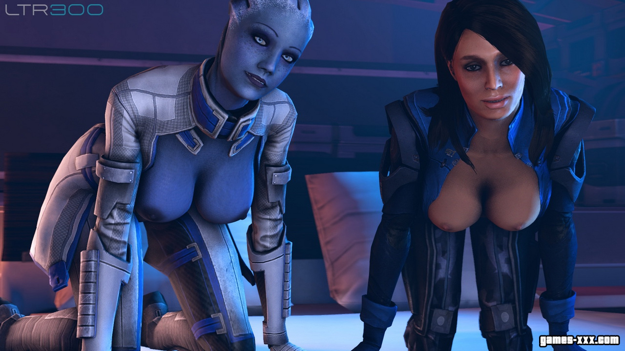 Nude photos of mass effect porn comic