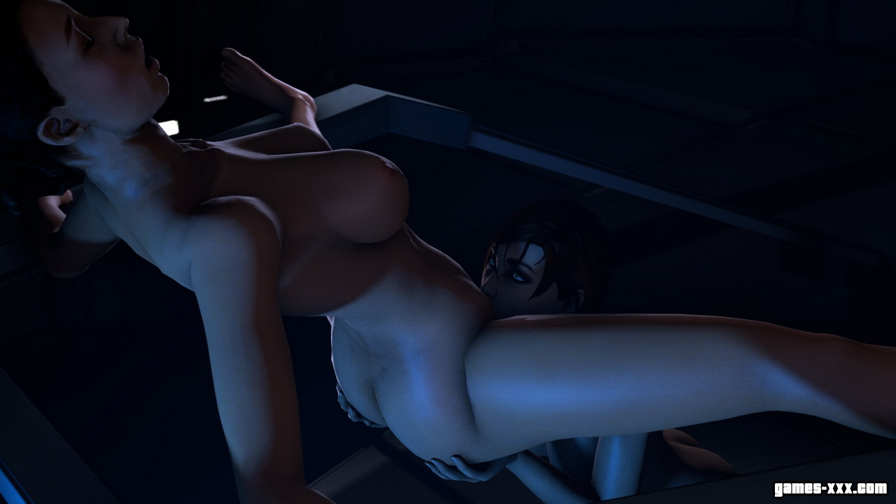Mass effect 3 ashley williams naked sex pic