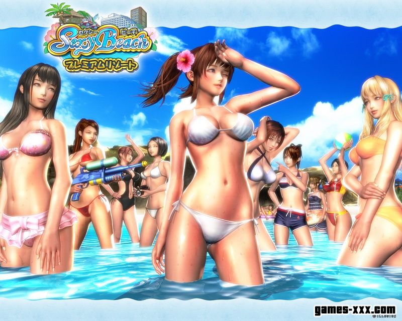Sexy Beach Premium Resort Full + Mods! (2015) English + �������