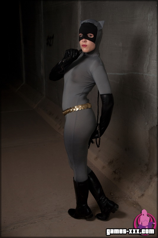 Catwoman Сosplay