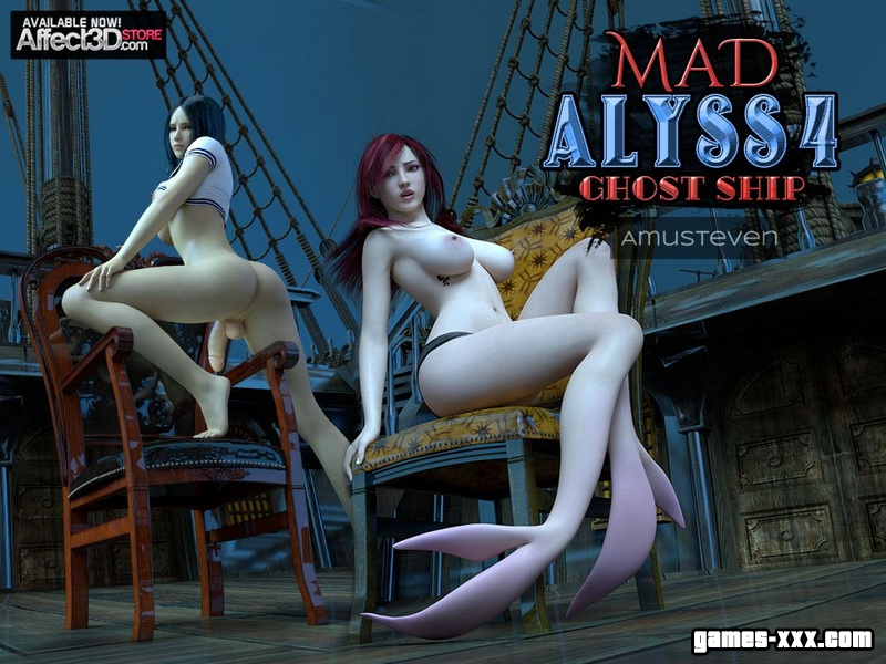 Mad Alyss 4 - Ghost Ship