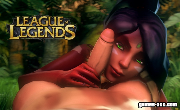 Nidalee - Queen of the Jungle (League of Legends) 2015