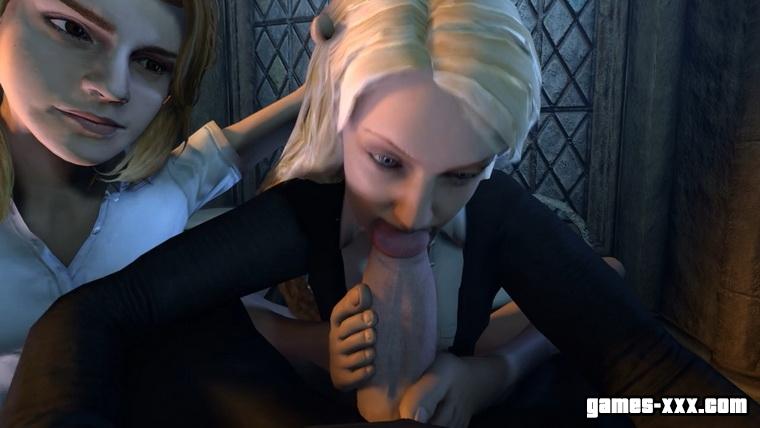 играть порно гарри поттер
