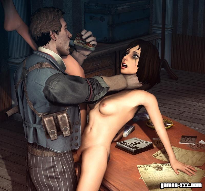 Секс Игры Биошок