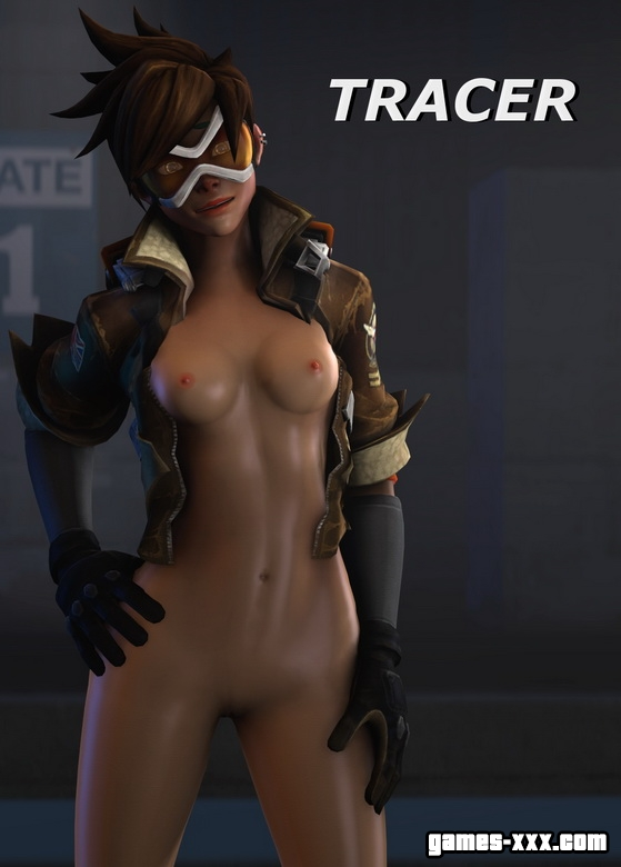 ������� / Tracer (Overwatch)