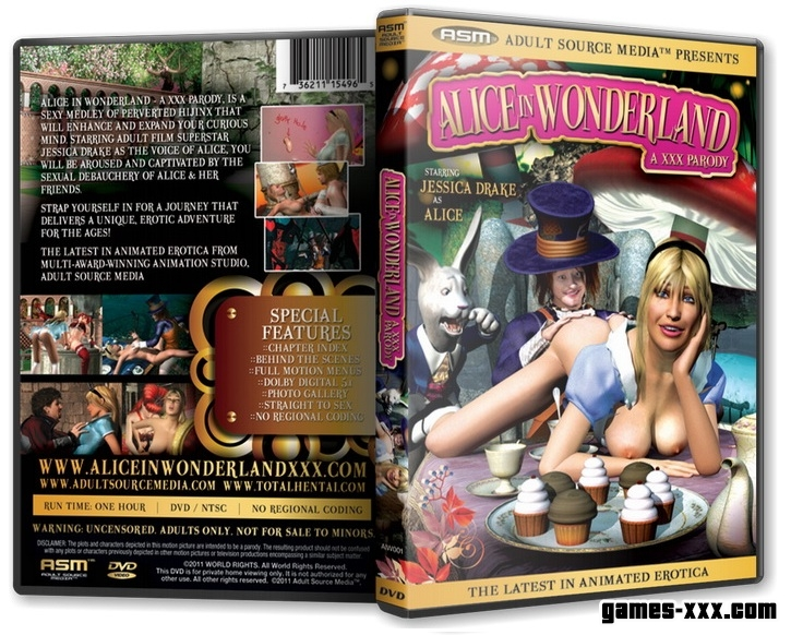 Alice in Wonderland - A XXX Parody (2011)