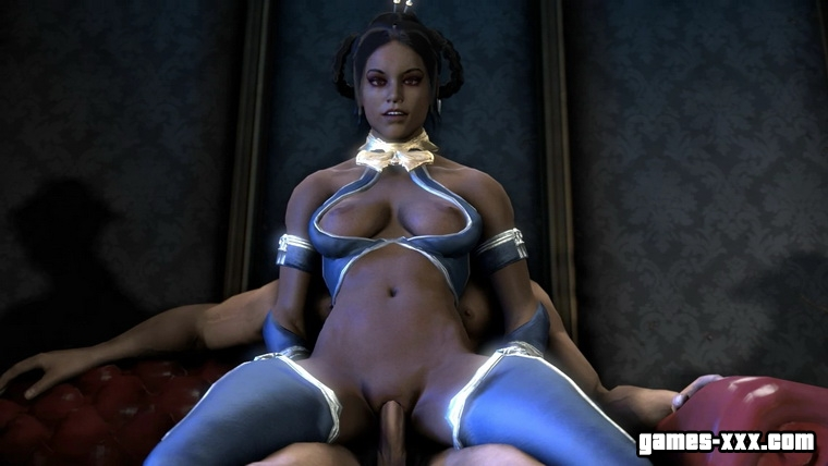 Sex with Kitana (Mortal Kombat X)