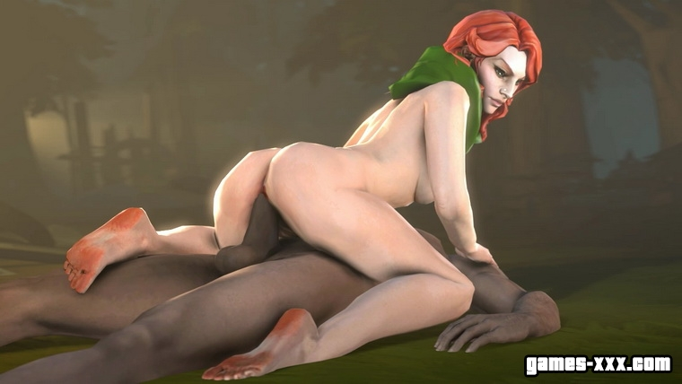 Windranger Summer Sex