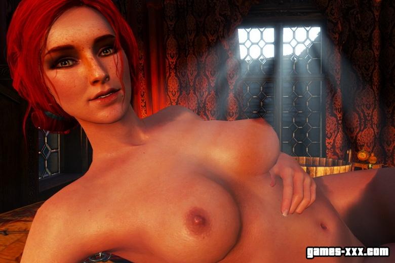 трисс меригольд порно фото