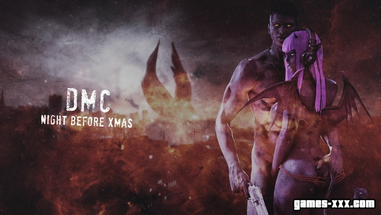 Devil May Cry (DmC) - Night Before Xmas (2016) 1080p