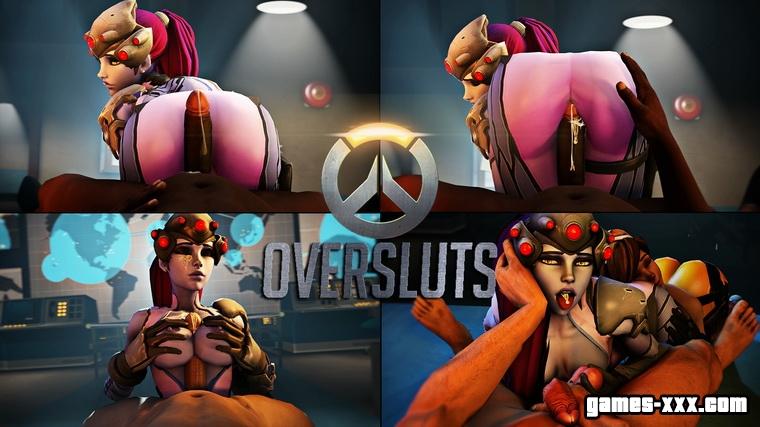 порно пародии видеоигр