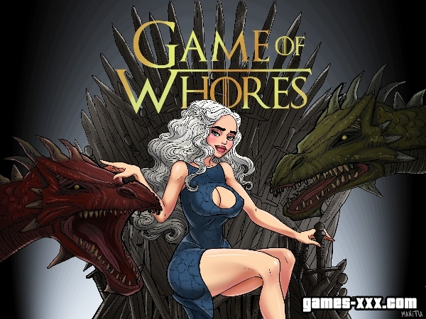 Game of Whores v.0.1 (2016) Russian