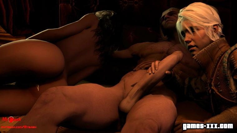 Секс с цири