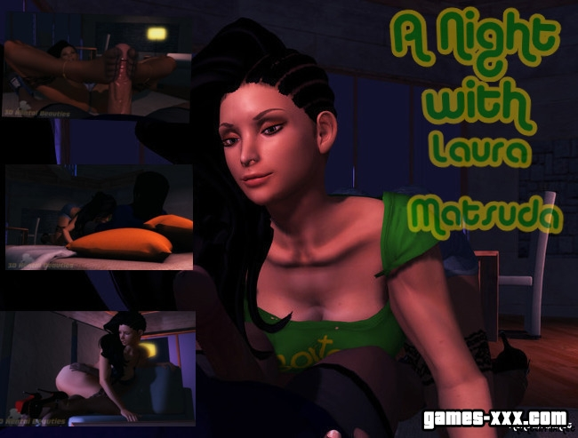 A Night With Laura Matsuda (2016) 1080p