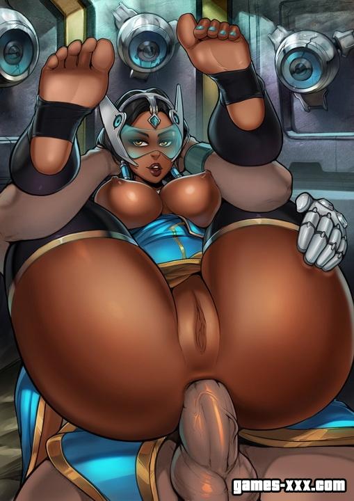Overwatch порно вк 29904 фотография