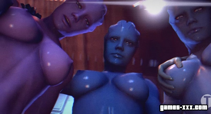 Mass effect futa stories (2016) 720p