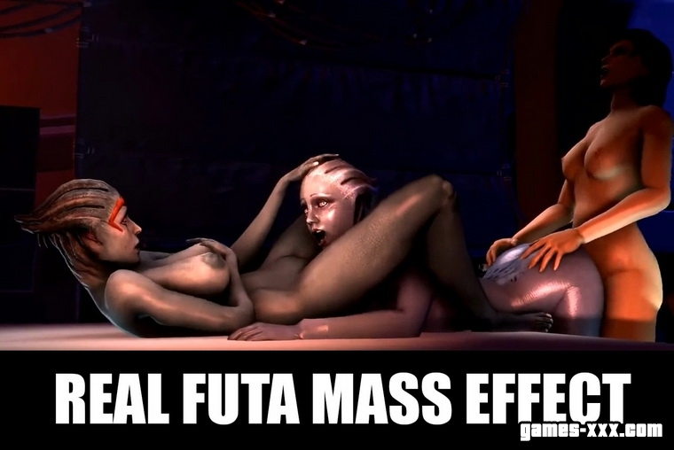 Real Futanari Mass Effect (2016) 720p
