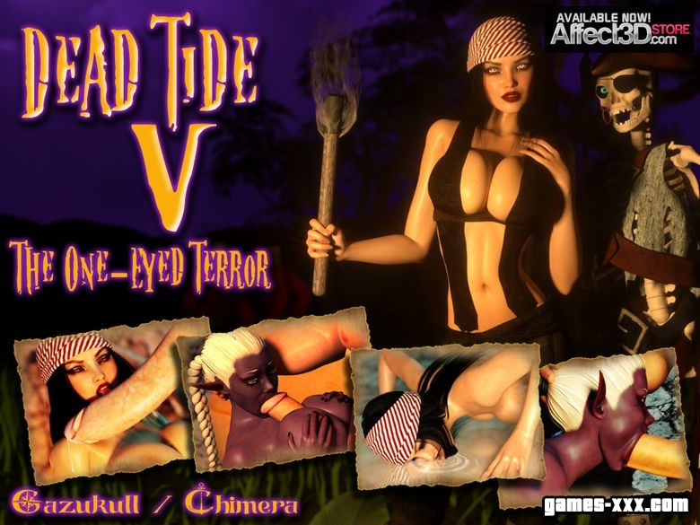Dead Tide 5: The One-Eyed Terror (2014) English