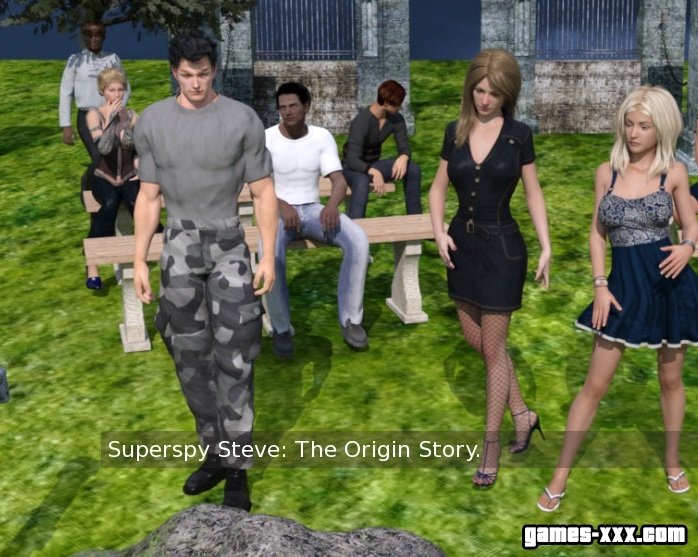Superspy Steve: The Origin Story (2016) English