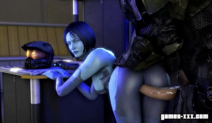 Cortana's great ass