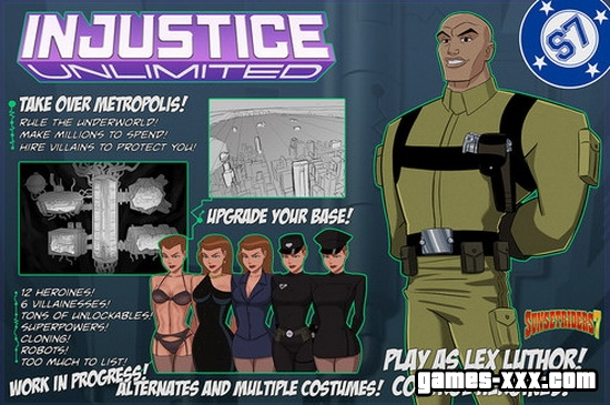 Injustice Unlimited 2.0 (2016) English
