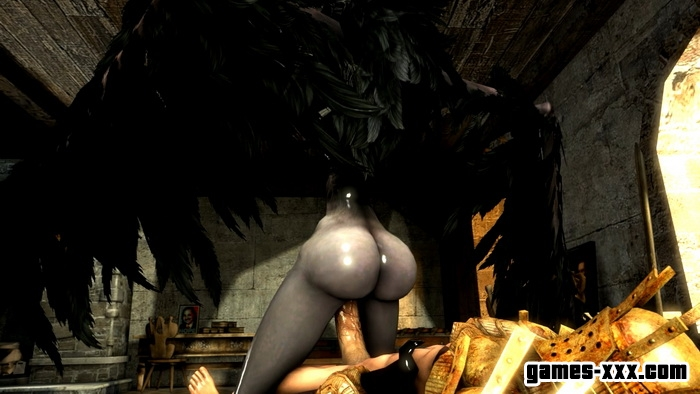 Sex with Ornifex (Dark Souls) 720p (Видео!)