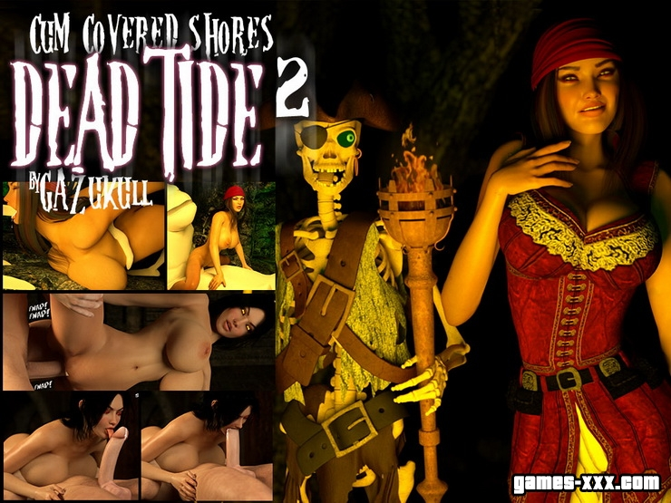 Dead Tide 2: Cum Covered Shores v.1.0 (2013) English